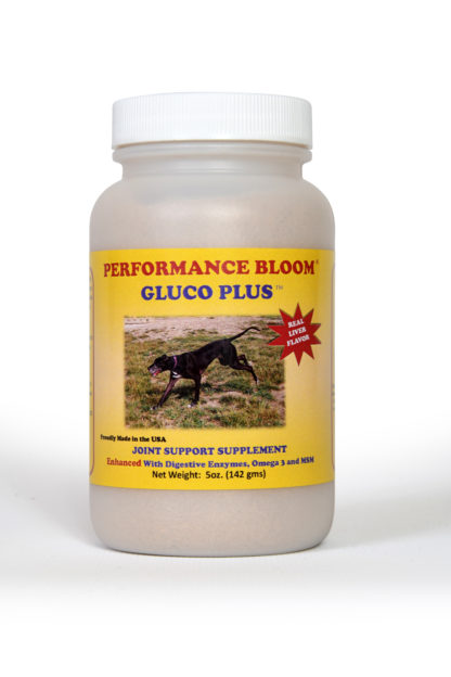 DOG BLOOM Performance Bloom Gluco Plus