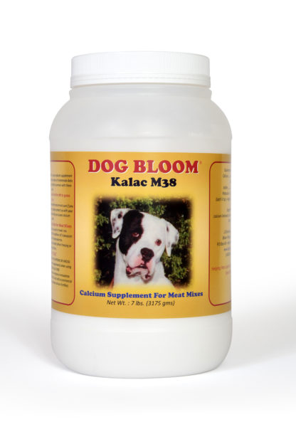 DOG BLOOM Kalac M38