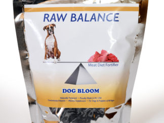 DOG BLOOM Raw Balance