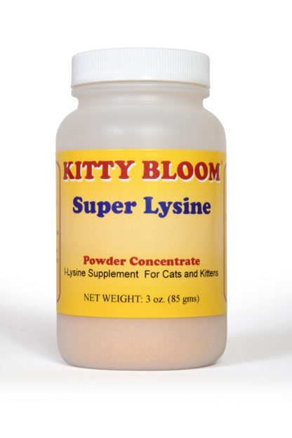 KITTY BLOOM Super Lysine