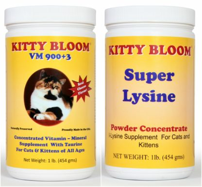 KITTY BLOOM Health Pack – Large
