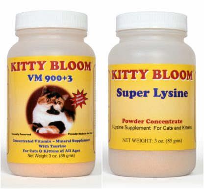 KITTY BLOOM Health Pack – Small
